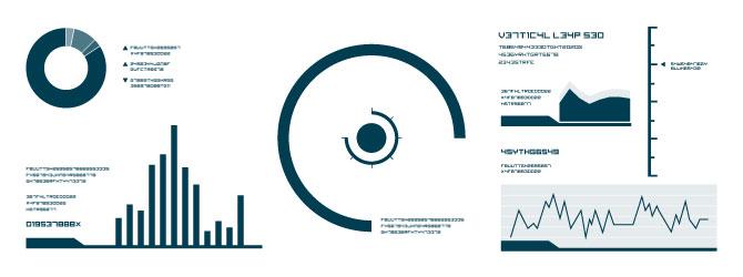 SEO graphs and charts