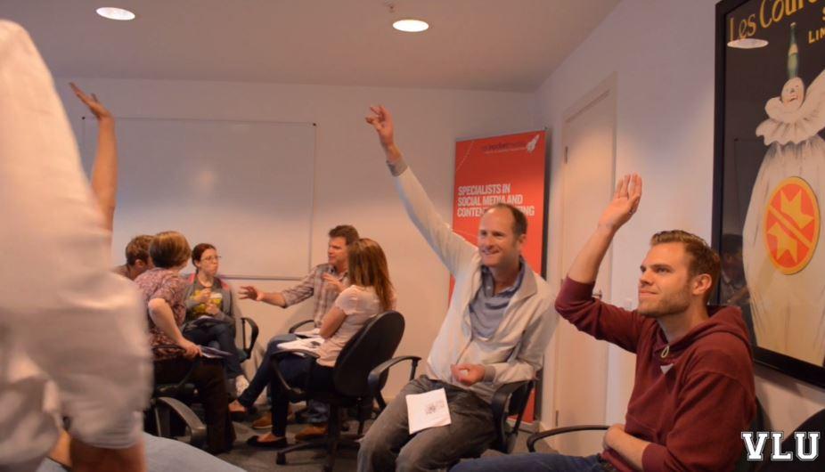 Vertical Leap University session