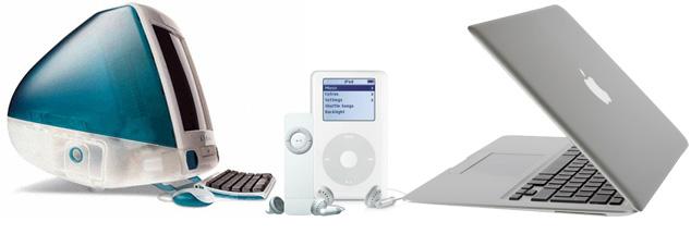 Apple product design