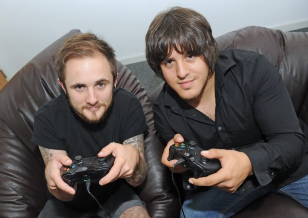 SEO and web development play Fifa together in our Portsmouth office