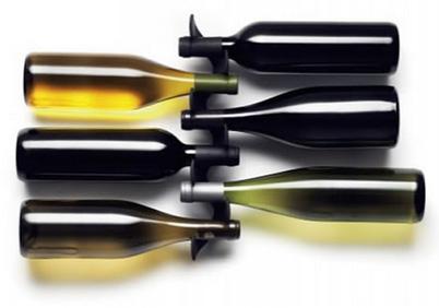 Jakob Wagner's wine rack