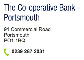 coop in Portsmouth address