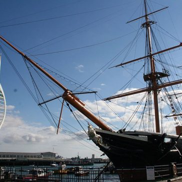 Portsmouth Historic Dockyard: The perfect location for digital marketers to make waves