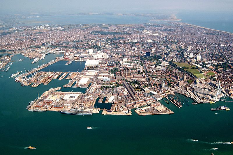 Portsmouth Naval Dockyard