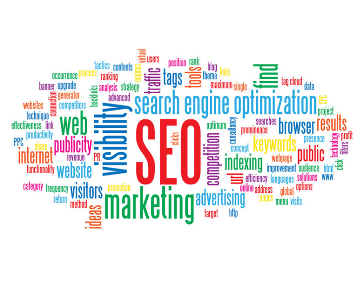 """SEO"" Tag Cloud (search engine optimization website marketing)"