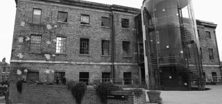 Vertical Leap is based in the Historic Dockyard in Portsmouth
