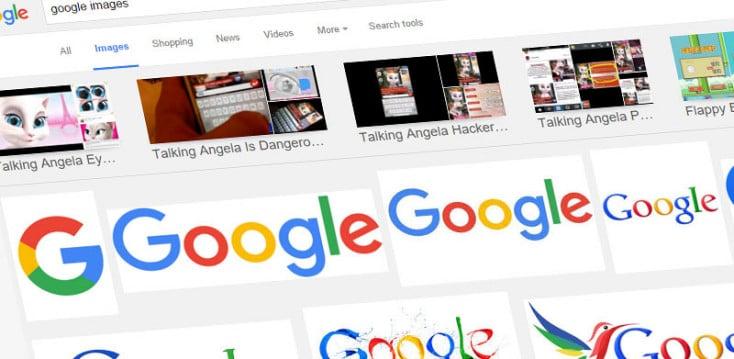 Google images on Google Images