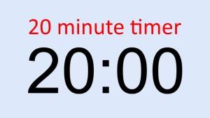 20-min-timer