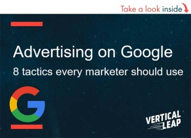 Google advertising