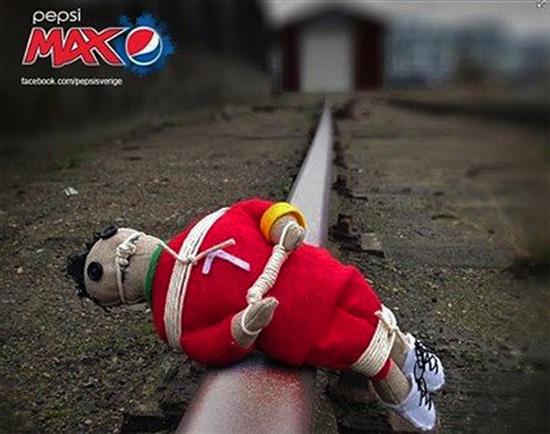 Cristiano Ronaldo Pepsi Max ads