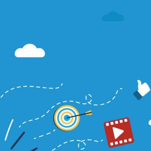 Social media backdrop - Facebook advertising