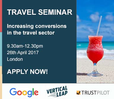 Vertical Leap travel seminar sidebar