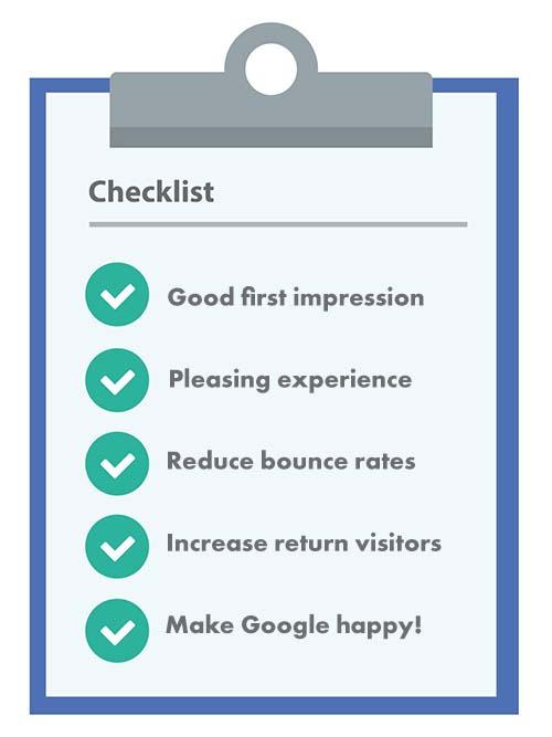 UX checklist
