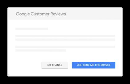Goolge reviews