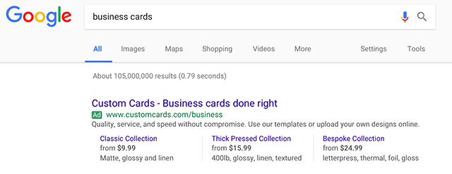 Source: Forum discussion on Google AdWords Help
