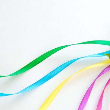 May day ribbon