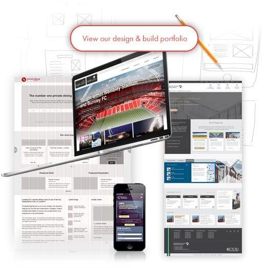 Design and build portfolio