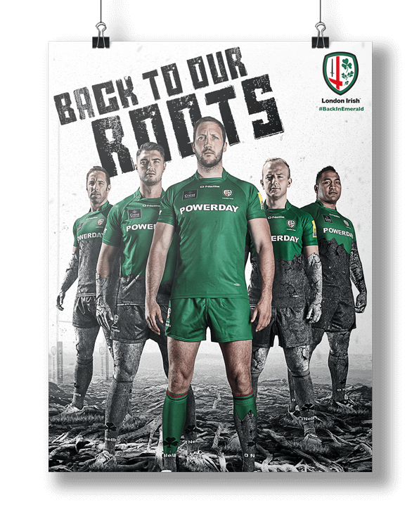 London Irish case study creative examples