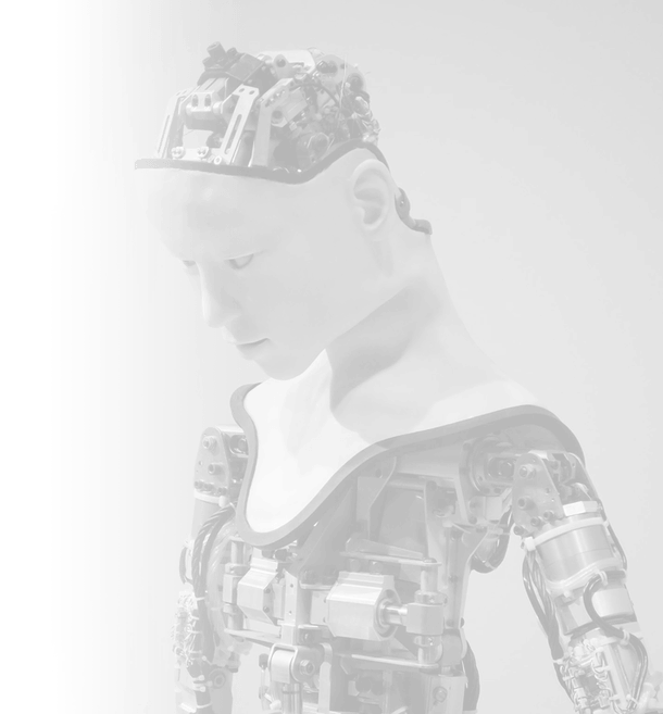 Transparent AI image