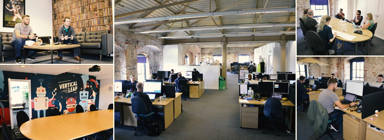 Vertical Leap office Portsmouth