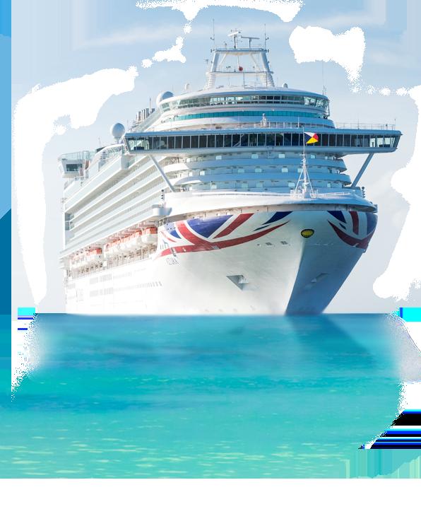 P&O Cruises Adonia vessel