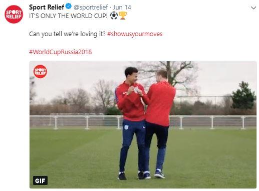 Sport Relief England