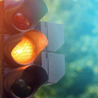 Traffic lights image illustrating the article Data science for marketers (part 1): Getting your data ready