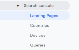 Link Google Search Console and Google Analytics