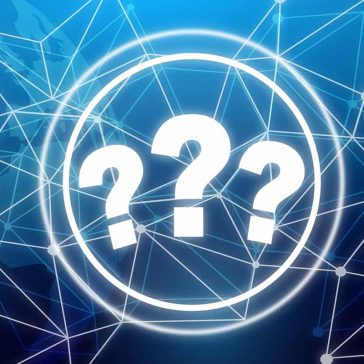 Question mark image illustrating blog on Data Science in Marketing: Your Frequently Asked Questions (FAQ)
