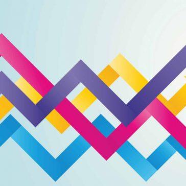 Coloured arrows image