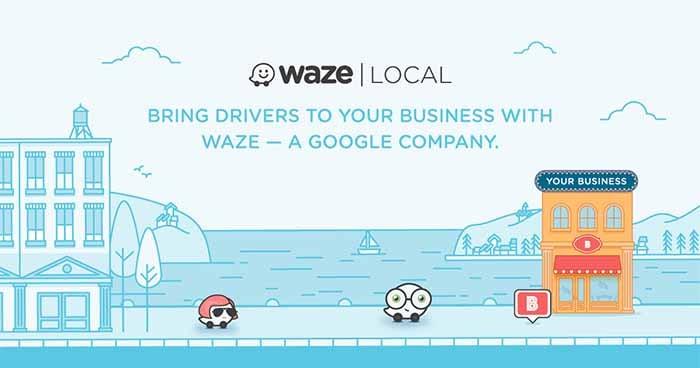 Waze Local