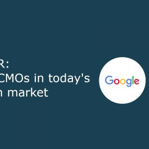Helping CMOs in today's uncertain market