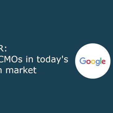 Helping CMOs in today's uncertain market