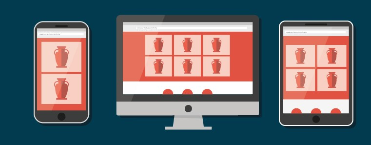 Responsive design across all devices