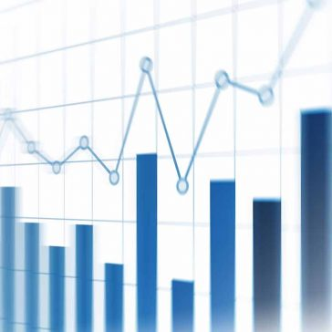 Trend graph illustrating Google Trends tutorial blog post