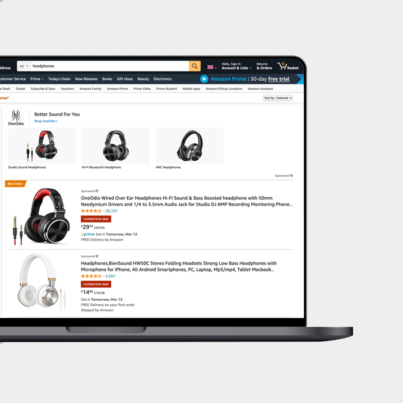 A priority advertising platform for every retailer