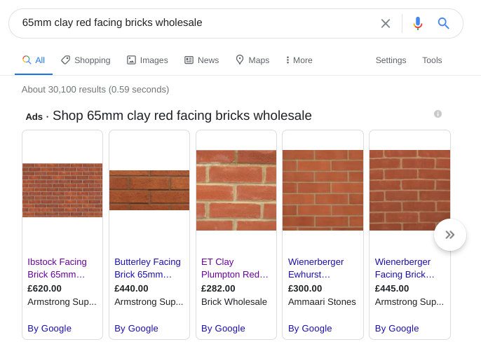 B2B-ecommerce-google-search-bricks