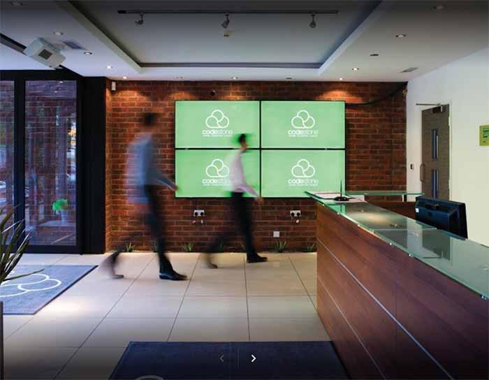 Codestone SEO and PPC case study image showing Codestone head office