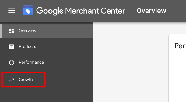 Google merchant center set up