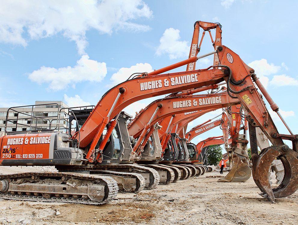 Hughes & Salvidge SEO & PPC case study - diggers in a row