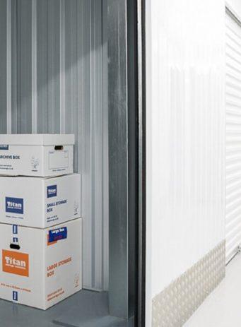 Titan Storage PPC case study header image showing storage