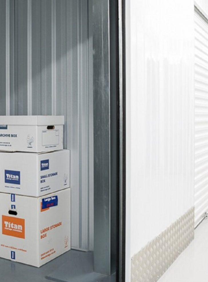 Storage facilities at our digital marketing client Titan Storage Solutions