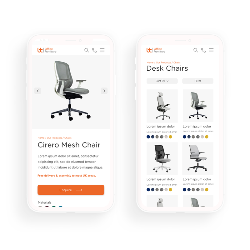 Mobile first eCommerce