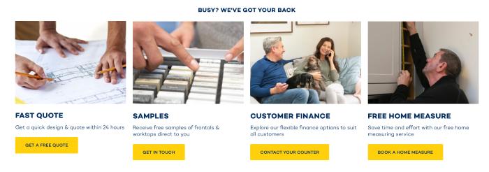 eCommerce B2B website Magnet customer benefits